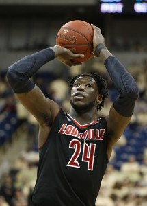 NCAA Basketball: Louisville at Pittsburgh