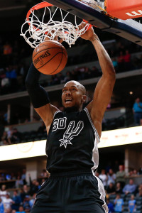 David West vertical
