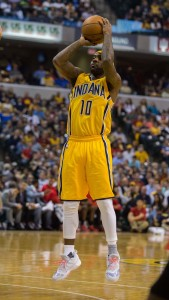 Ty Lawson vertical