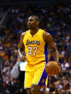 Metta World Peace vertical