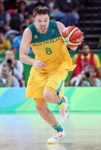 Olympics: Basketball-Men's Team-Bronze medal match -AUS vs ESP