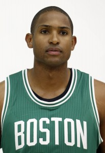 Al Horford vertical